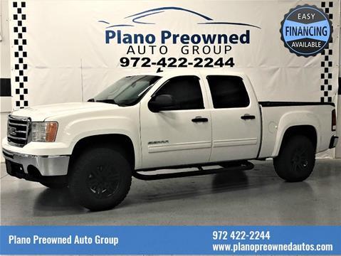 2012 GMC Sierra 1500 for sale in Plano, TX