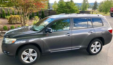 2008 Toyota Highlander For Sale >> Toyota Highlander For Sale In Portland Or Family Motor Co
