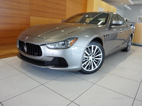 2016 Maserati Ghibli for sale in Cleveland OH