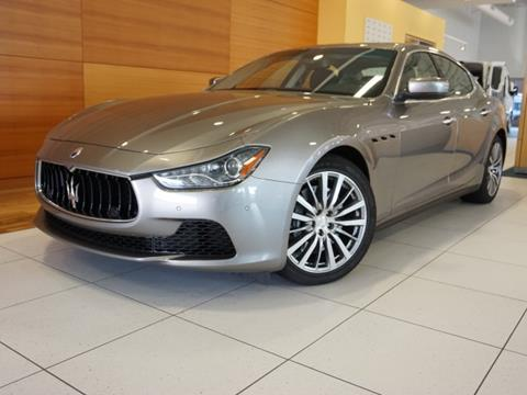 2016 Maserati Ghibli for sale in Cleveland, OH