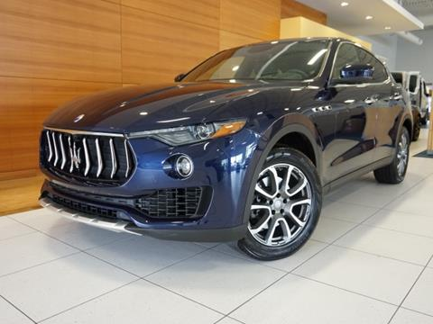 2017 Maserati Levante for sale in Cleveland, OH