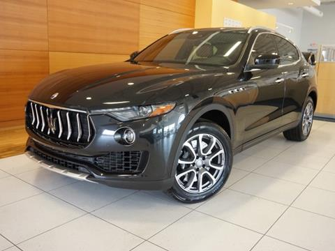 2017 Maserati Levante for sale in Cleveland OH