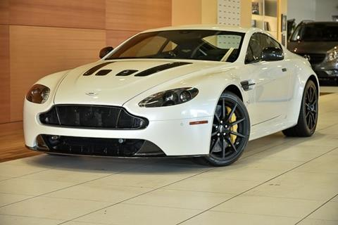 2017 Aston Martin V12 Vantage S for sale in Cleveland OH