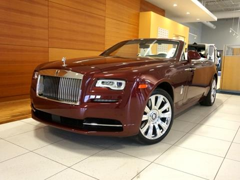 2016 Rolls-Royce Dawn for sale in Cleveland OH