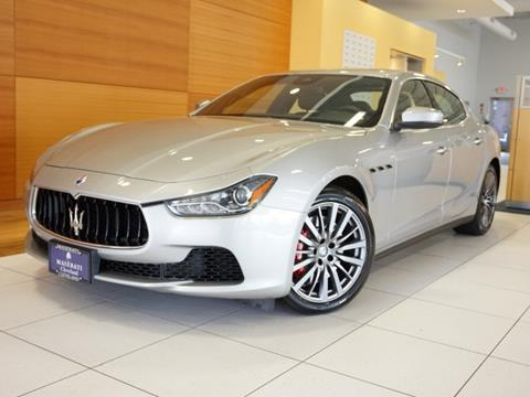 2017 Maserati Ghibli for sale in Cleveland, OH