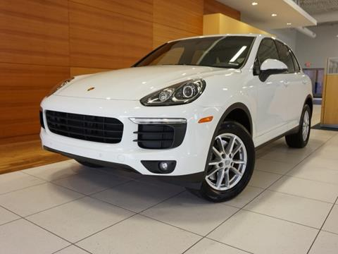 2016 Porsche Cayenne for sale in Cleveland, OH