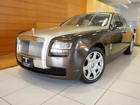 2014 Rolls-Royce Ghost for sale in Cleveland, OH