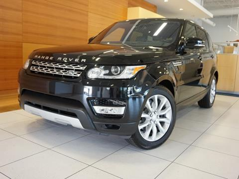 2016 Land Rover Range Rover Sport for sale in Cleveland, OH