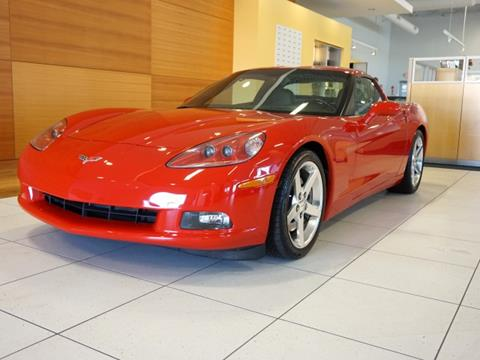 2006 Chevrolet Corvette for sale in Cleveland OH