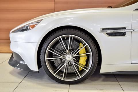 2016 Aston Martin Vanquish for sale in Cleveland, OH