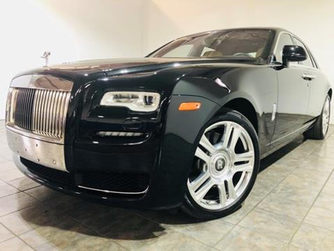 2015 Rolls-Royce Ghost for sale in Cleveland, OH