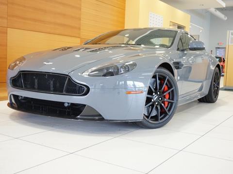 2017 Aston Martin V12 Vantage S for sale in Cleveland, OH