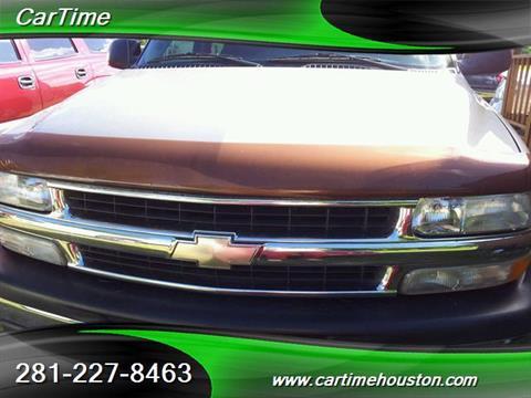 2004 Chevrolet Suburban for sale in Porter TX