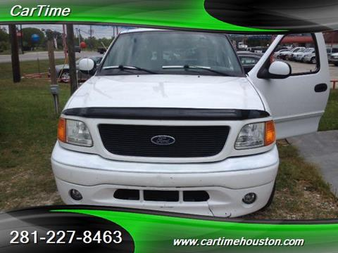 2004 Ford F-150 Heritage for sale in Porter TX