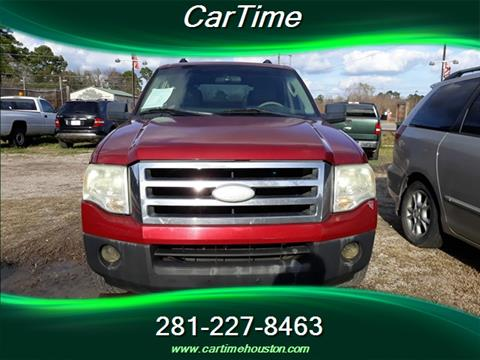 2007 Ford Expedition for sale in Porter, TX
