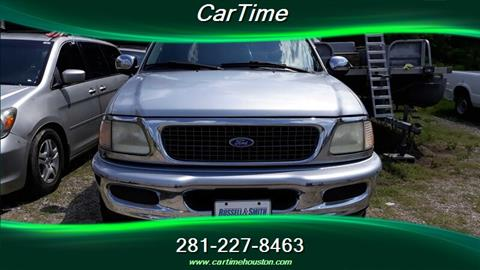 1997 Ford Expedition for sale in Porter, TX