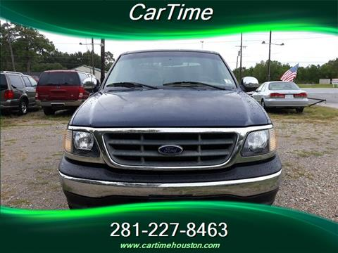 2002 Ford F-150 for sale in Porter, TX