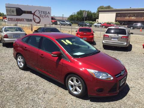 2014 Ford Focus for sale in Hemet, CA
