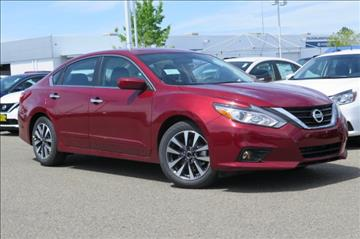 2017 Nissan Altima for sale in Folsom, CA