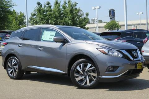 2017 Nissan Murano for sale in Folsom, CA