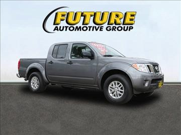 2016 Nissan Frontier for sale in Folsom, CA