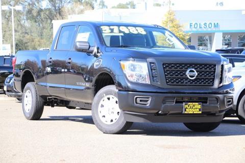 2019 Nissan Titan XD for sale in Folsom, CA