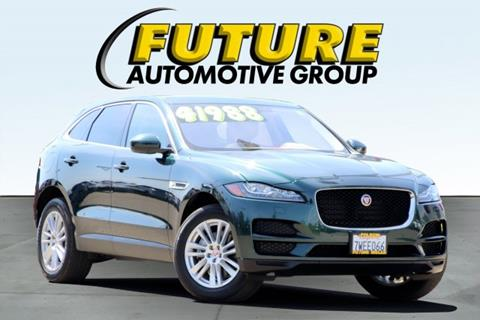 2017 Jaguar F-PACE for sale in Folsom, CA