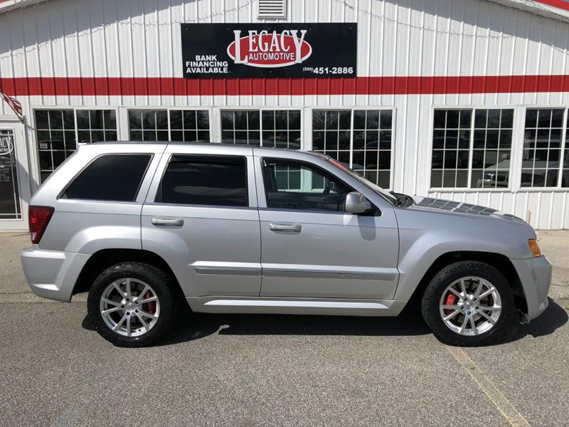 2010 Jeep Grand Cherokee For Sale At Legacy Automotive Inc. In Fort Wayne IN
