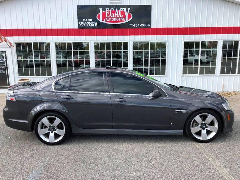 2008 Pontiac G8 Gt In Fort Wayne In Legacy Automotive Inc