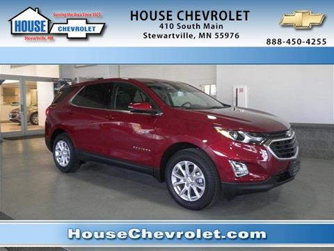 2018 Chevrolet Equinox for sale in Stewartville, MN