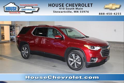 2018 Chevrolet Traverse for sale in Stewartville, MN