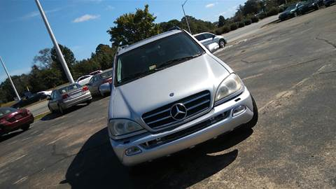 2005 Mercedes-Benz M-Class for sale in Portsmouth, VA