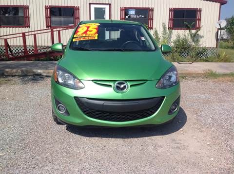 2013 Mazda MAZDA2 for sale in Dickinson, TX