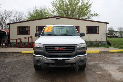 2005 GMC Sierra 2500HD for sale in Dickinson, TX