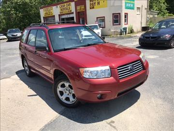 2007 Subaru Forester for sale in Abingdon, MD