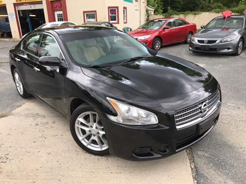 2010 Nissan Maxima for sale in Abingdon, MD