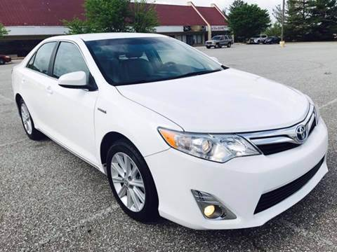 2012 Toyota Camry Hybrid for sale in Abingdon, MD