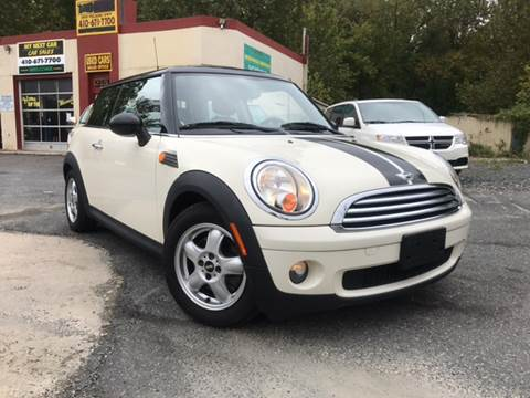 2010 MINI Cooper for sale in Abingdon, MD