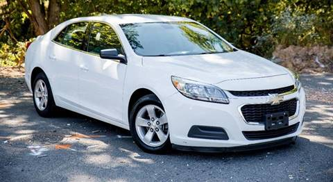 2015 Chevrolet Malibu for sale in Abingdon, MD