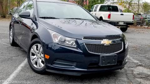 2014 Chevrolet Cruze for sale in Abingdon, MD