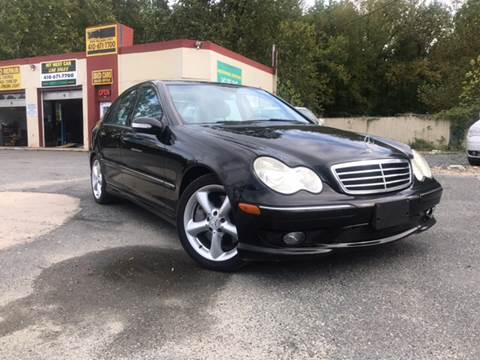 2005 Mercedes-Benz C-Class for sale in Abingdon, MD