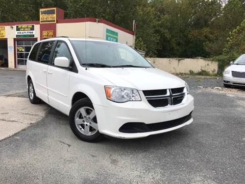 2013 Dodge Grand Caravan for sale in Abingdon, MD