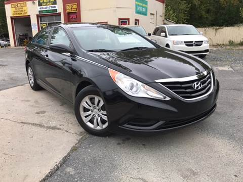 2011 Hyundai Sonata for sale in Abingdon, MD