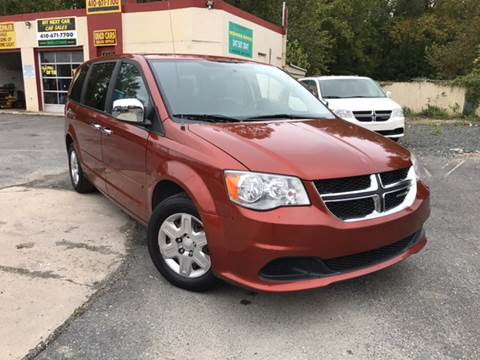 2012 Dodge Grand Caravan for sale in Abingdon, MD