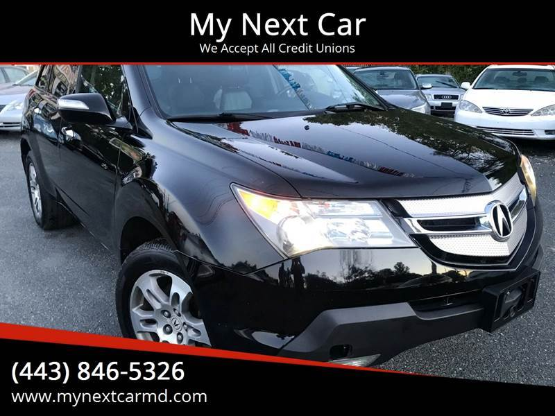 Used Cars Abingdon Used Pickups For Sale Essex MD Edgewood MD My - Used acura mdx for sale in maryland