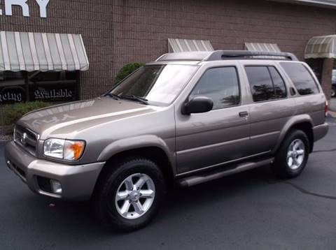 2004 Nissan Pathfinder for sale in Palmer, MA