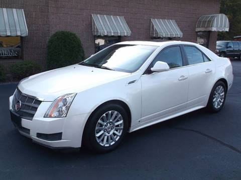 2010 Cadillac CTS for sale in Palmer, MA