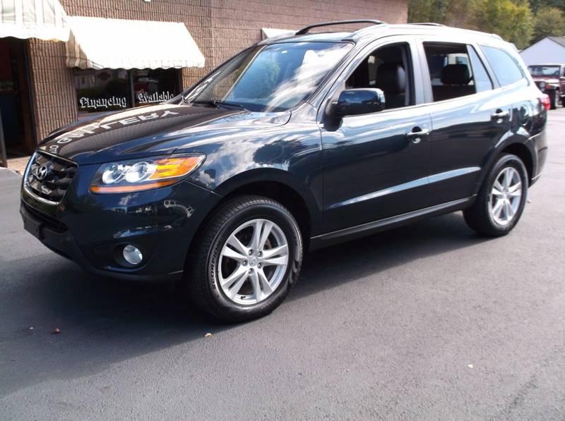 2010 Hyundai Santa Fe Se In Palmer Ma Depot Auto Sales Inc