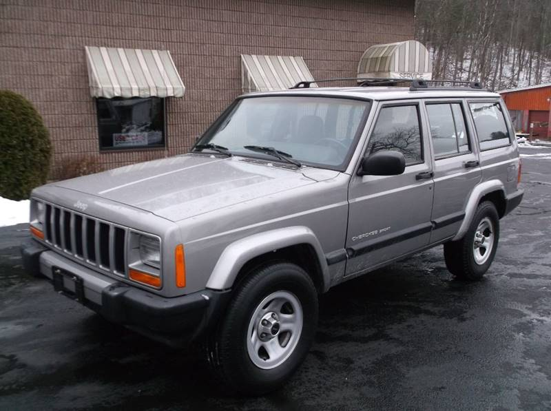 2001 jeep cherokee sport in palmer ma depot auto sales inc. Black Bedroom Furniture Sets. Home Design Ideas