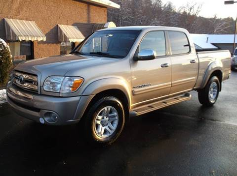 2006 Toyota Tundra for sale at Depot Auto Sales Inc in Palmer MA